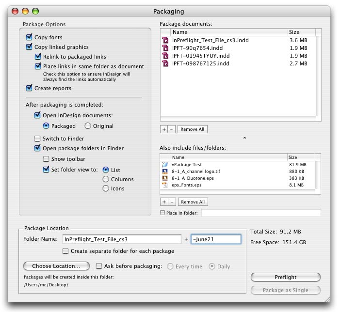 Output Factory for InDesign > User Guide > Settings > File Naming
