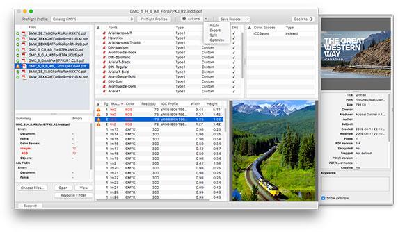 PDF Checkpoint Mac 破解版 PDF自动化批处理工具-麦氪派(WaitsUn.com | 爱情守望者)